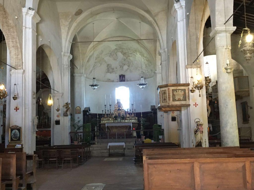 チヴィタの教会、聖ドナート聖堂