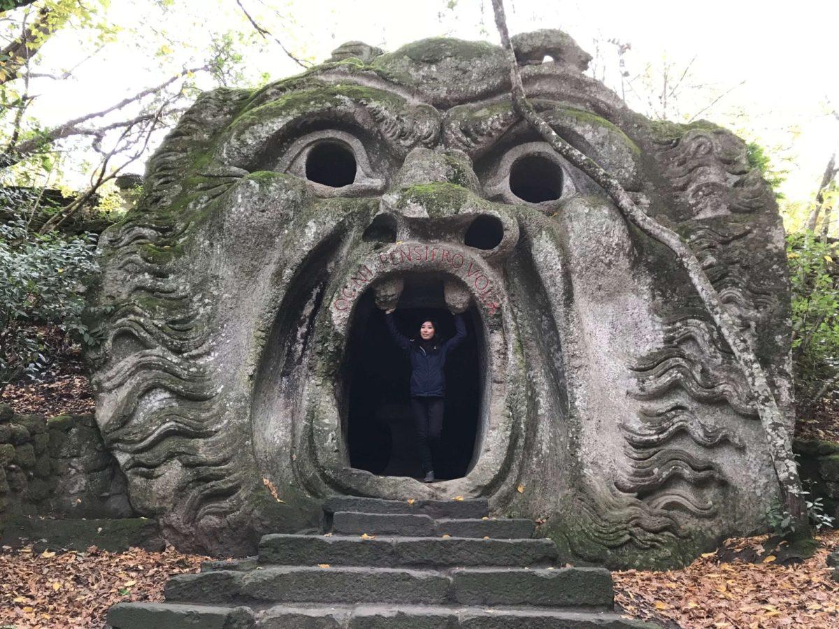 怪物の仮面と私