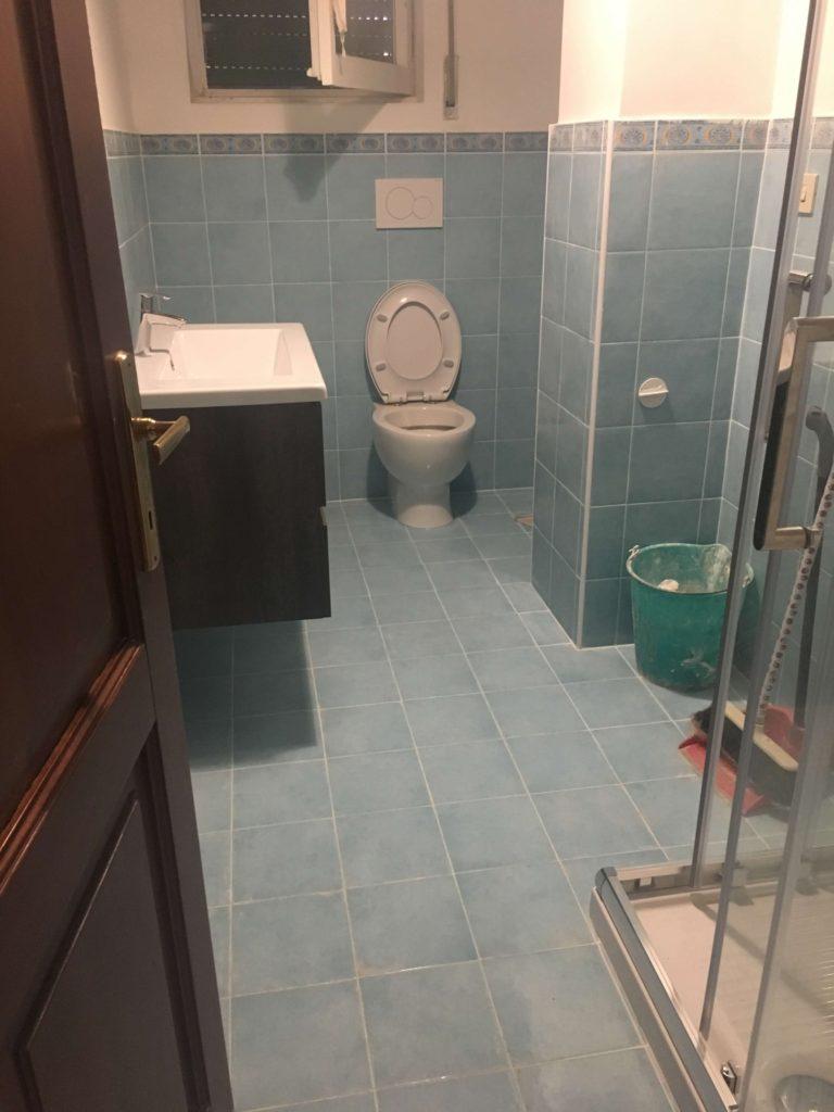 トイレのリフォーム完成図