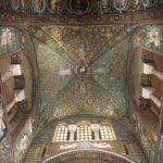 サンビターレ聖堂の天井