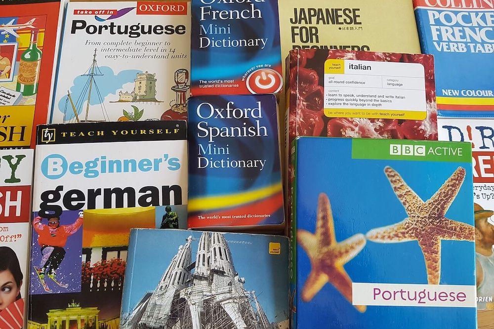 外国語辞典