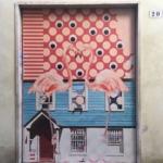 アートな街スポレートの落書き