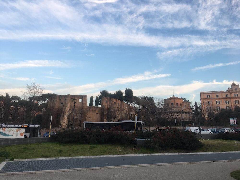 サンタアニェーゼとコスタンツァの霊廟