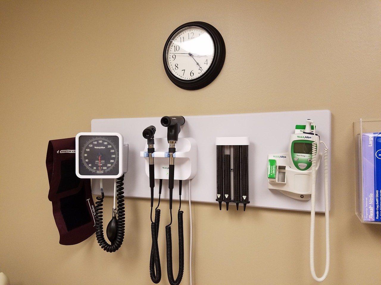 病院診察室